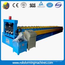 Floor Deck Panel Metall Decking Maschine Neubau Lagerplatte Roll Formmaschine