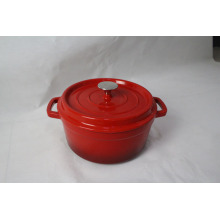 Cast-iron Mini Round Cocotte Set