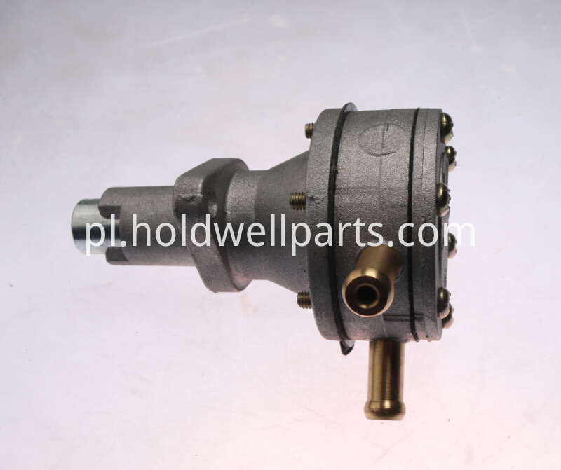 Best selling Loader fuel pump 6666850 For Bobcat 3