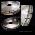 Muela de diamante electrochapada de la fábrica de China de 300m m para el asfalto