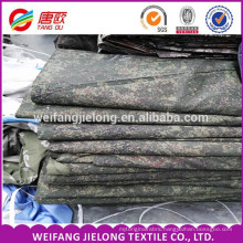 Camouflage Fabric for Military Usage High Qaulity Polyester Cotton TC 65/35 21*21 108*58