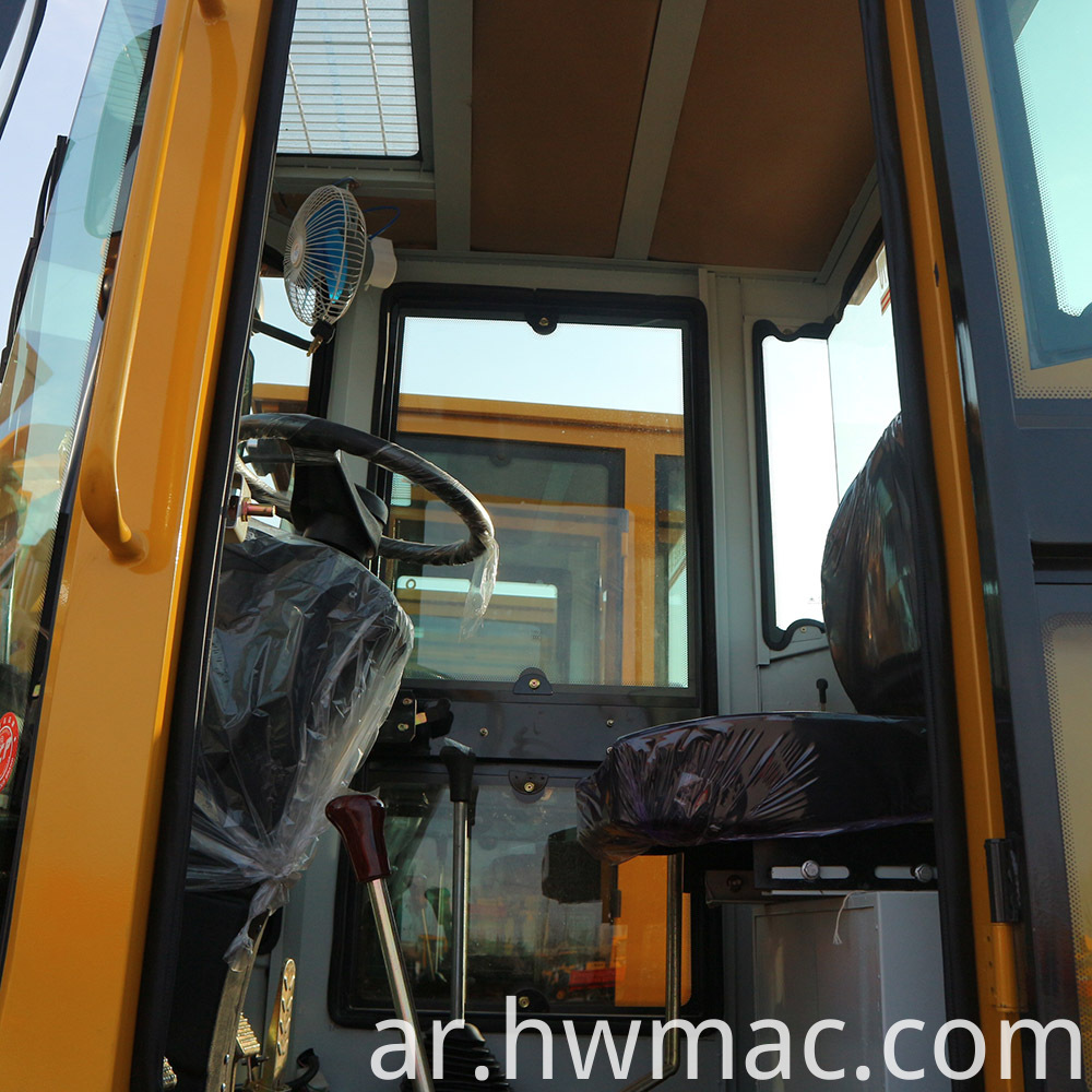 wheel loader Cab