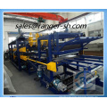 Z-Look EPS & Mineral Wool Sandwich Panel production line sandwich panel roll forming machine made inshanghai allstar