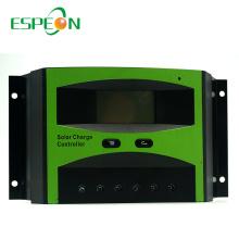 Espeon Preço de Fábrica 30A / 40A / 50A Pwm Controlador de Carga Solar Manual