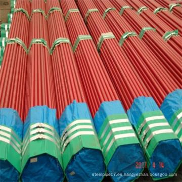 ASTM A795 Tubería de acero para sistema de extinción de incendios por aspersión