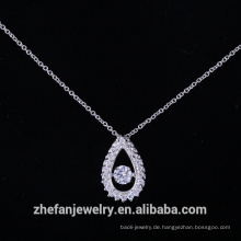 Libelle Anhänger 925 Sterling Silber Menxian Modeschmuck Designer