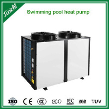 Multifunctional reversible portable energy saving pool heating pump