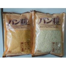 230g Bag Packing White and Yellow Bread Crumbs