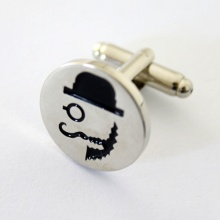 Custom Fashion Metal Cufflinks Of Mens Shirts