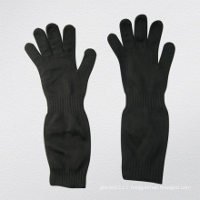 Steel Wire Double Layer Anit-Cut Glove for Sugar Industry-2358