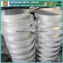 Cercle en aluminium 6182 pour les ustensiles de cuisine Fournisseur de la Chine