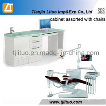 Good Quality Dental Cabinets Assorted with Chairs