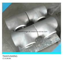 18 pouces Std ASTM A860 Wphy65 T-shirt en acier au carbone