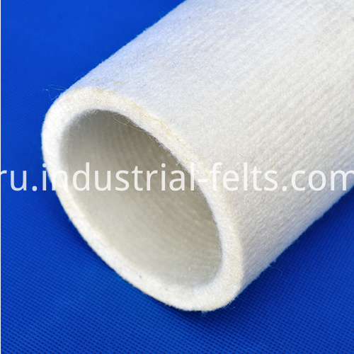 Polyester Roller Covers Felt For Aluminium Extrusion