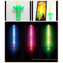 Vara de série de Halloween - vara de espada de brilho