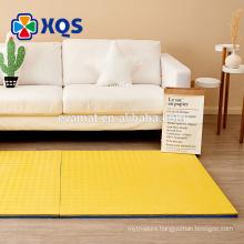 Professional design non-toxic taekwondo rubber mats for exercise
