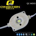 Écran programmable injecté 5630SMD 3chips Modules de panneau de signalisation LED
