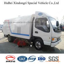 5cbm JAC Camión Maquinaria Para Camiones Euro 3