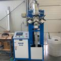 Automatic desiccant filling machine for IGU