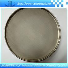 Tamices de ensayo de acero inoxidable / Tamices de laboratorio