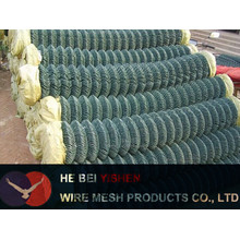 Chain link fence ( PVC Coated & Galvanized )