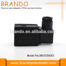 Produits de gros Chine Bobine solénoïde à 2 voies 110v Dc