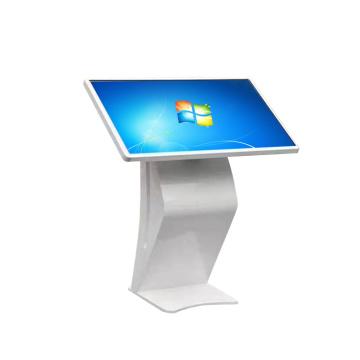 Monitor LCD com tela de toque digital inteligente