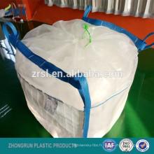 PP grand sac 8 boucles avec un rabat sur le dessus