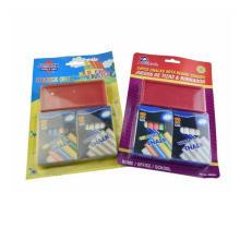 24pcs Various school chalk small chalk eraser chalk set