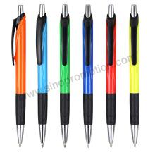 2015 Billig Werbe Kugelschreiber mit individuellem Logo (R4068B)
