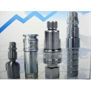 Precision Pneumatic European Quick Coupler Plug