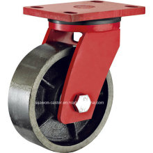 Extra Heavy Duty Cast Iron Caster