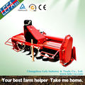 3 Point Linkage Tractor Agriculture Tiller with Gearbox 20-30HP