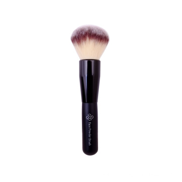 Three Tones Nylon Hair Powder Blush Brush