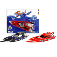 B / O Spielzeug Boot Elektrische Geschwindigkeit Boat Blister Card (H10469001)