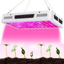 Full Spectrum Dual Chip 10W*120 LED Grow Light