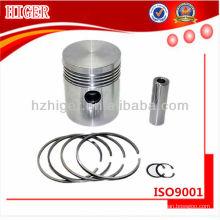 anillo de pistón por encargo / pieza de maquinaria de precisión / anillo de pistón