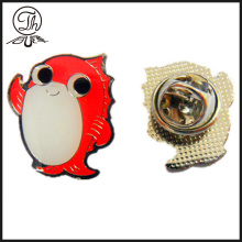 Insignias de Epoxy dome Bird pin