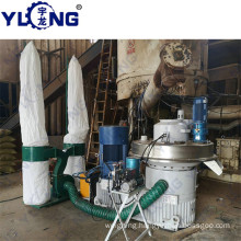 Stainless steel mould pellet mill