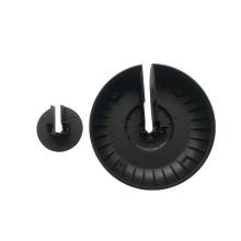 ODM Customized Design Round Die Cast Aluminum Heatsink