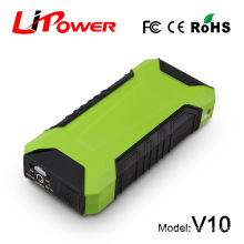 12000mah portable car charger lipower jump starter hot selling style