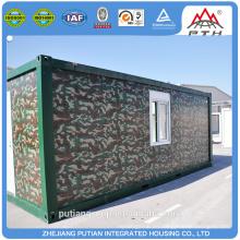 TUV, SGS, BV, CE zertifiziert 20ft Wohncontainer Häuser