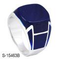 Novo Design 925 Sterling Silver Man Ring Jóias