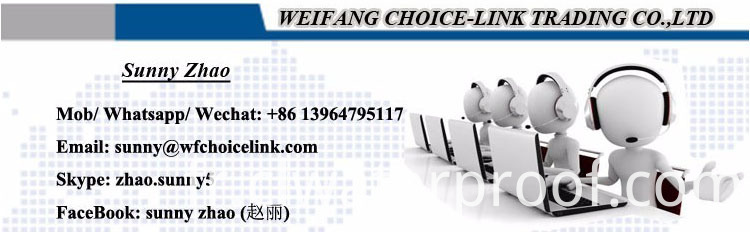 name card waterproofing membrane