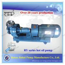 Bomba de aceite caliente de la bomba de transferencia de aceite combustible de la serie RY