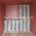 Galvanized or PVC Coated Barbed Wire Manufacture