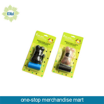 new design cat poop bag for promotional