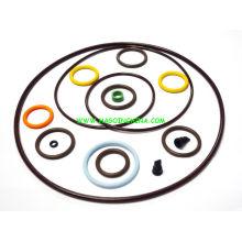 Sello de goma de silicona multicolor no tóxico personalizado