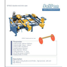 Sf602 Double End Trim Saw Machines