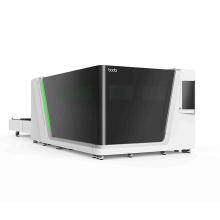 Bodor laser P3 Metal sheet laser cutting machine with exchange table /laser cutting machines with cover